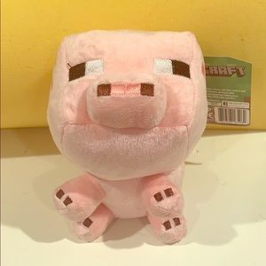 Mine Craft Baby Pig